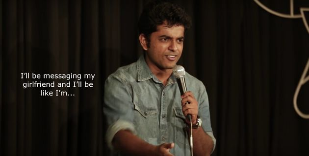 This Comedian Hilariously Explains The Struggles Of Using Predictive Texts While