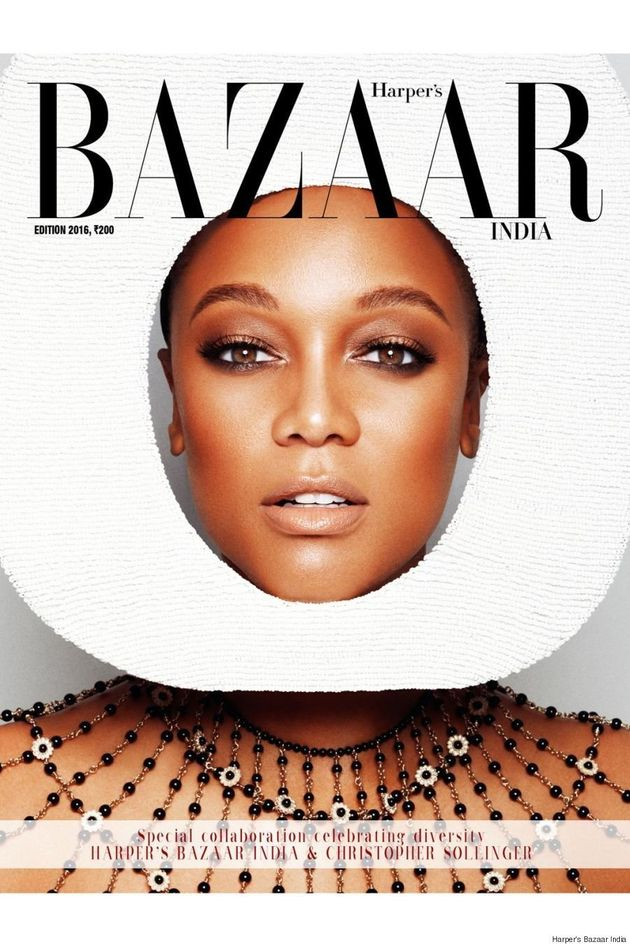 Harper's Bazaar Puts Trans Models On Its Cover For The 1st
