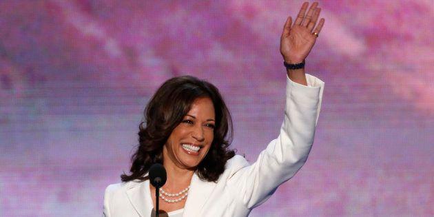 California Attorney General Kamala