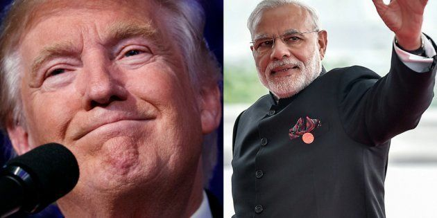 Narendra Modi Congratulates Newly Elected US President Donald