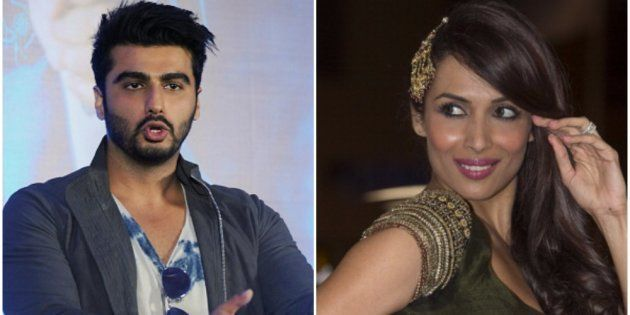 Here's What Malaika Arora Khan Has To Say About Her Rumoured Affair With Arjun