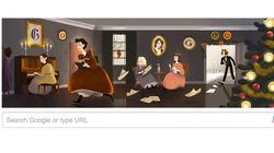 Why Today's Google Doodle Is A Tribute To Women Across The