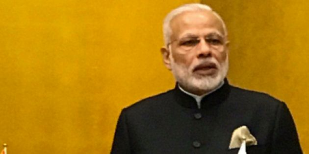 Modi In Japan: We Want To Be The World's Most Open