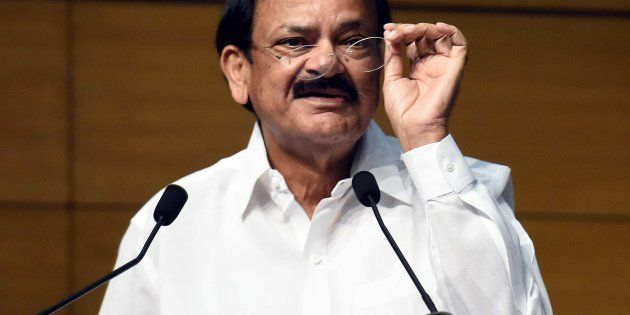 Naidu said that the government has been taking steps related to curbing the black money menace ever since...