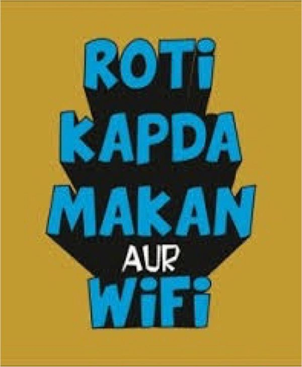 When The Indian Dream Changed From Roti, Kapda Aur