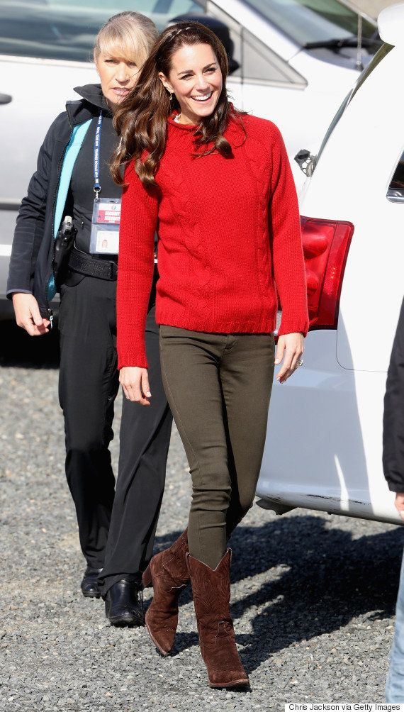 Kate Middleton Slayed. Every. Single. Look On The Canada Royal