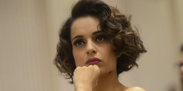 People Shamed Me For Not Knowing English, Says Kangana