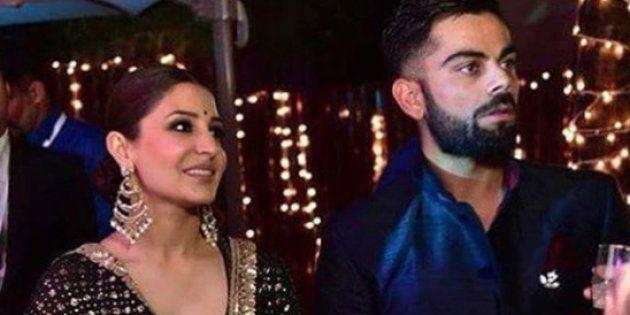 This Video Of Anushka Sharma & Virat Kohli Having A Dance Off Is All Of Us At