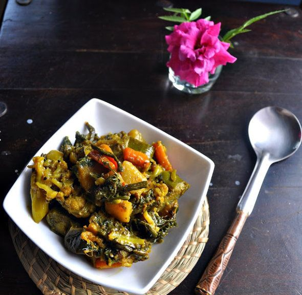 20 Bengali Vegetarian Dishes That Can Give Meat, Fish A Run For