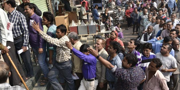 Why The Demonetisation Drive Violates Our Fundamental Right To
