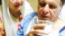 Actor Dilip Kumar Feeling Better, But Will Stay At The Hospital For A Day, Says Wife Saira