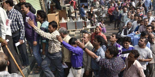 Opposition Unites To Unleash Wrath Over Demonetisation In Parliament