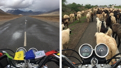 These Stunning Photographs From A Solo Bike Trip From Coimbatore To Leh Will Make You Go