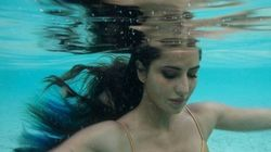 Just 6 StunningPhotos Of Katrina Kaif Chilling Like A Water Baby In