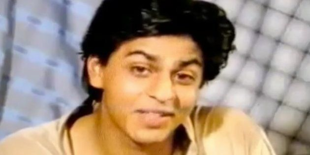 This Vintage Video From 'Dil Dariya' Proves Why Shah Rukh Khan Can Sell