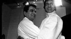 Amitabh Bachchan Wishes Good Health To Dilip Kumar On His 94th