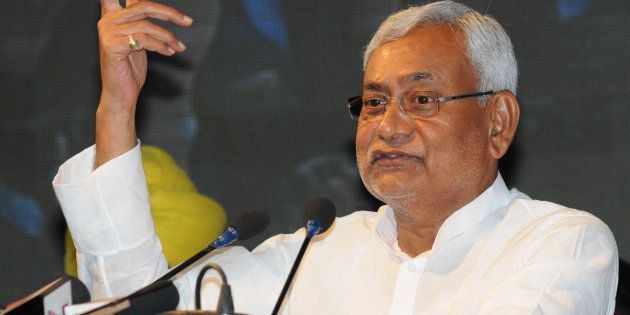 File photo of Bihar Chief Minister Nitish