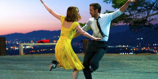 'La La Land' leads the pack in #GoldenGlobe