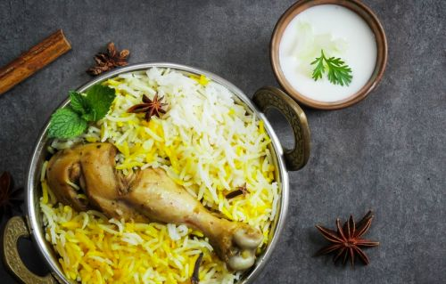 A For Amazing, B For Biryani, C For