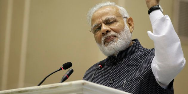 PM Modi's Shock Ban On ₹500 And ₹1,000 Notes Has Hit Rivals' Election Campaign