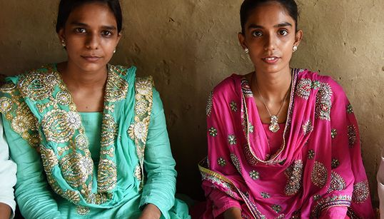 Photoblog: These Jharkhand Sisters Are Singing Their Way To Victory Over
