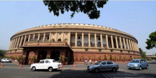 Rajya Sabha Adjourned Till Noon As Opposition Corners Govt Over
