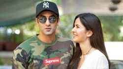Ex-Lovers Ranbir Kapoor And Katrina Kaif Look Adorable In The First Poster Of 'Jagga