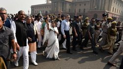 Anti-Demonetisation Protests: Is Mamata Trying To Gain National