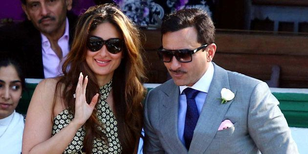 Kareena Kapoor And Saif Ali Khan Blessed With A Baby