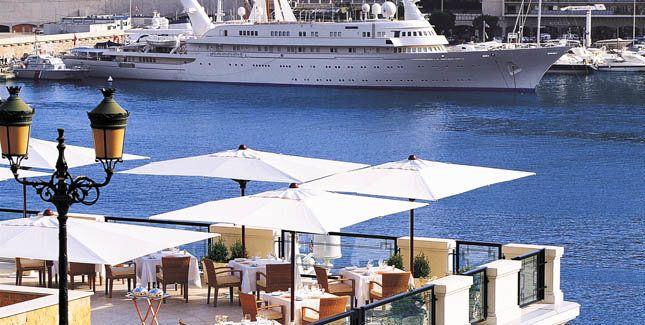 Port Palace: Monaco Toursim