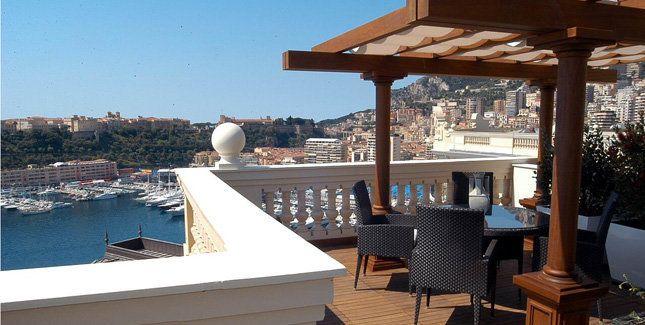 Hotel Hermitage: Monaco Tourism