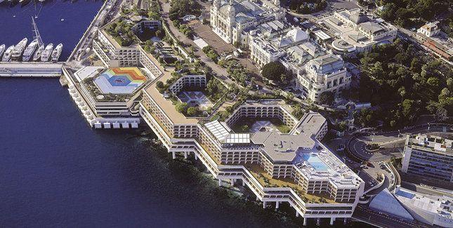 Fairmont Monte Carlo: Monaco Tourism