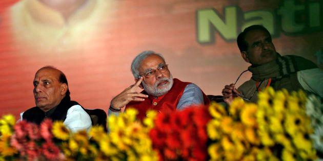 Bypolls: BJP Keeps Lok Sabha And Assembly Seats In Madhya Pradesh, Beats