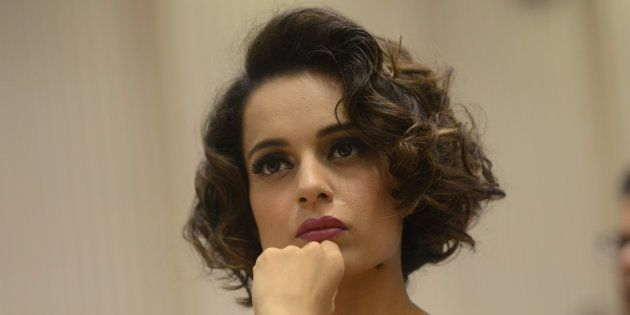 Kangana Ranaut Is 'Glad' (Obviously) That 2016 Is Coming To An