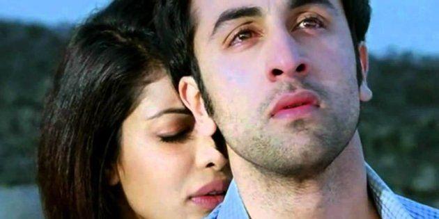 A still from the film 'Anjana Anjani'.