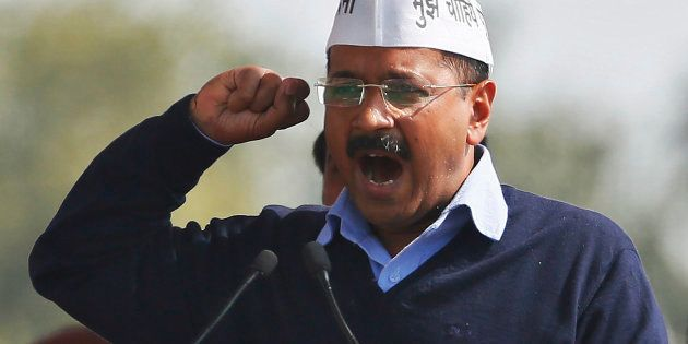 "The Delhi chief minister also alleged that the move was a ""conspiracy"" to write off bad"