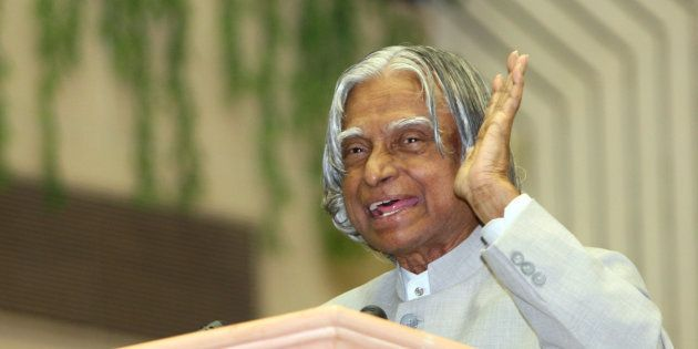 Remembering My Days As Kalam's 'Buddy' In