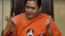 Mayawati Sits Inside Her Room And Rules Like Mr. India, Says Uma