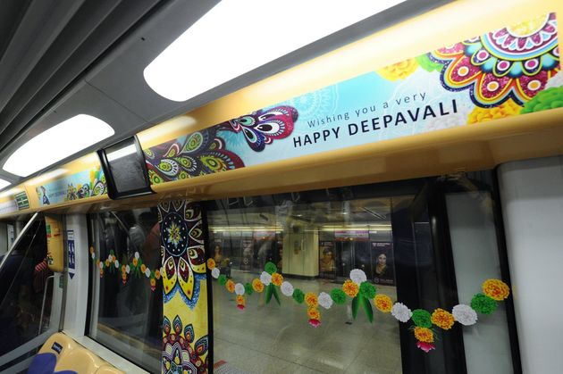 Singapore Is Celebrating The Festival Of Lights With A Diwali Themed