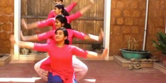 Classical Dance Set To The Indian Classical Version Of The F.R.I.E.N.D.S Song Is A Win