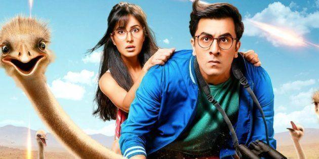 Katrina Kaif and Ranbir Kapoor in Anurag Basu's 'Jagga