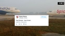 Two Planes Almost Collided At Delhi Airport And The Internet Turned It Into A Hilarious