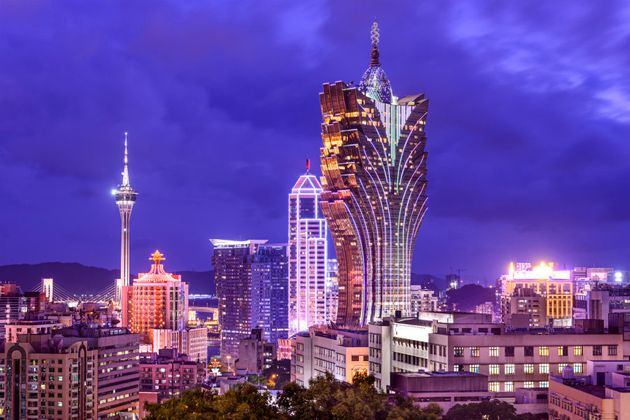 Macau, China city