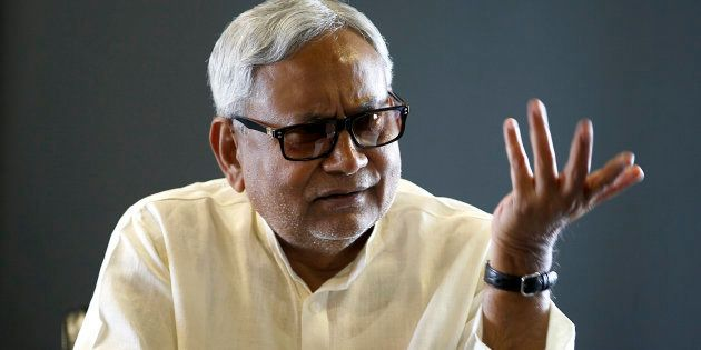 What Should We Make Of Nitish Kumar's Surprise Support For