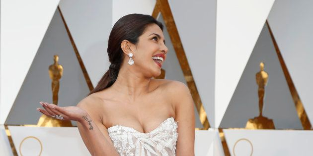 Here's Priyanka Chopra's Message For Deepika Padukone Ahead Of Her Hollywood