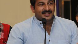 Manoj Tiwari To Be Next Delhi BJP