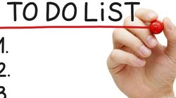 Why 3 To-Do Lists Are More Efficient Than