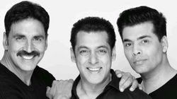 Just In: Salman Khan, Akshay Kumar, And Karan Johar Join Forces For A Big-Ticket