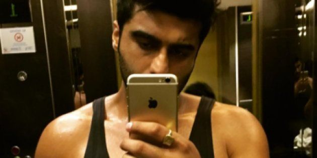 Arjun Kapoor's Fancy (But Illegal) Terrace Gym Has Been Pulled Down By The