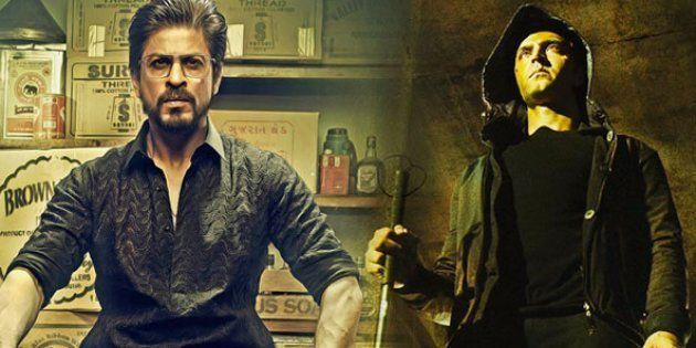 Rakesh Roshan's 'Message' For Shah Rukh Khan Ahead Of Kaabil-Raees Clash Is This Classic Godfather